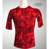 Camisa Térmica Adidas Techfit Entry Mc no Mercado Livre Brasil 2ca1bff56ade7
