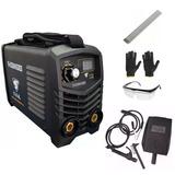 Máquina Inversora Solda V-ak230 Mini 220v 2,3kg Digital