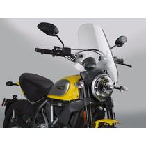 Harley Parabrisas Policarbonato National Hecho Usa Motos