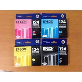 Cartuchos Originales Epson Nx125 Nx127 Nx130 Nx230 En Su Caj