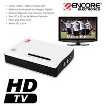 Sintonizador Tv Encore Externa Hd Il Enxtv-x4 Nuevas En Caja