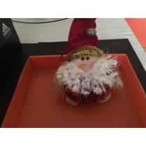 Papai Noel De Enfeite Pode Pendurar Ou Deixar Sentadinho!