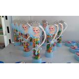 Kit Lembrancinha Festa Aniversario Infantil Frozen