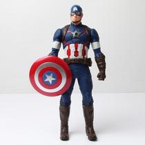 Boneco Capitão América Avenger