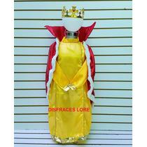 Disfraz De Rey Mago Para Adulto Corona Capa Pastorelas
