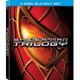 Blu-ray Spiderman Trilogy 2002-2007 / Hombre Araña / 3 Films