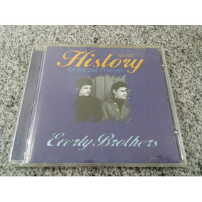 Cd History Of The 20th Century Everly Brothers - Oferta !