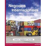Libro: Negocios Internacionales. Ambientes Y Oper. - Pdf