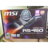 Tarjeta De Video R5 450/1gb Ddr3/hdmi Output