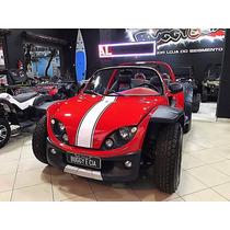 Super Buggy 1.6 Flex Completo 0km Pronta Entrega Vermelho