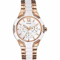 Relógio Guess Feminino 92553lpgsra1 Selo Ipi Nota Fiscal