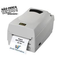 Impressora Etiquetas Argox Os-214 Plus Bivolt