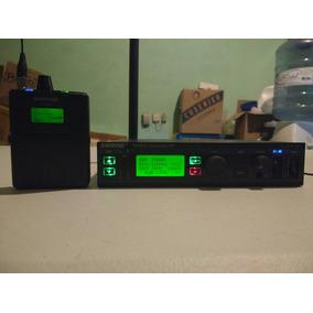 2 Monitores Inalámbrico Shure Psm900+3receptores+2 In Ear