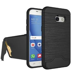 Estuche Para Samsung Galaxy A3 2017 Aplicada Brocha