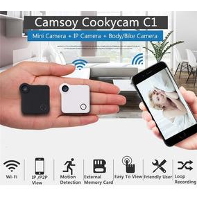 Micro Mini Camera De Espionagem E Investigaçao Via Celular