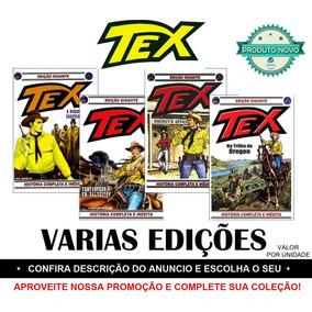 Tex Gigante Novas Historias Completas Revista Faroeste