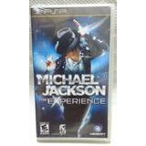 Michael Jackson The Experience Para Psp Nuevo