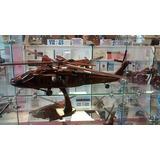 Helicoptero, Black Hawk, Uh-60 En Cedro