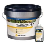 Adhesivo Poliuretano Pallmann P8 Bicomponente 11kg