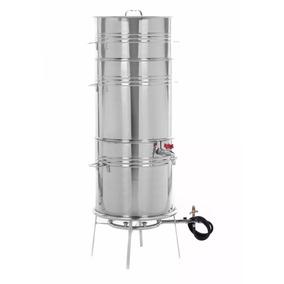 Suqueira Panela Máquina Fazer Suco 18kgs Aço Inox