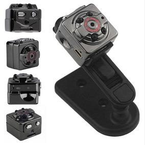 Micro Camera Espia Sq8 Visao Noturna Full Hd 1080p Filmadora