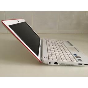 Netbook Lg X12 - X120 Rosa