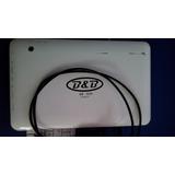 Tablet 8gb + Funda Con Teclado + Cable Mini Hdmi A Hdmi 1.8m