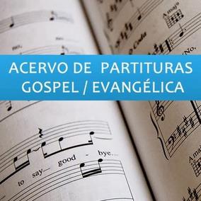 Partituras Gospel + De 1000 Sax Soprano, Tenor E Alto