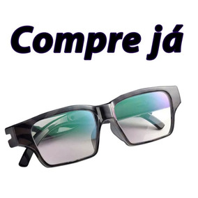 Oculos Espiao Com Filmagem Hd - Segurança para Casa no Mercado Livre ... e08e0b13c7