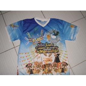 Camisa Da Escola De Samba Unidos De Vila Isabel Maranhão