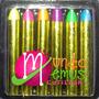 Crayones Labiales Luminosos Flúor Neón Maquillaje Artístico