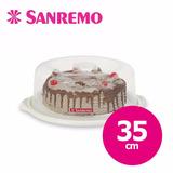 Campana Plastica Redonda Torta Facturas Sanwiches San Remo