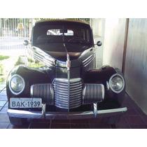 Studebaker - 1939 - Modelo: Champion - 04 Portas - Original