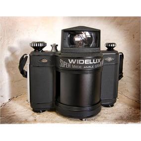 Cámara Panorámica Profesional Widelux 1500