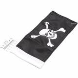 Bandera Para Motocicleta Estilo Piratas Kuryakyn 4273