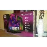 Tv Philips 4k Ultra Hd Nuevo Entrega Inmediata