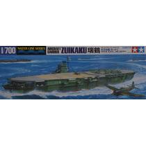 Porta Aviões Zuikaku Em Escala 1/700 Tamiya Waterline