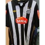 Camisa Do Santos De 2010 - Camisa Santos Masculina no Mercado Livre ... fb8268b3c0d7b