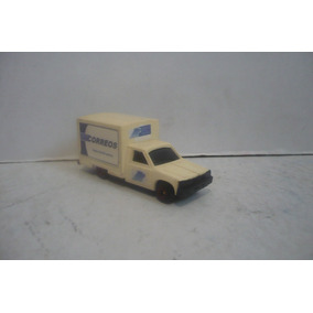 Camioneta D Reparto Correos - Camion Bimbo - Juguete Custom