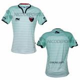 Camiseta Colon Santa Fe Burda 2017 Suplente