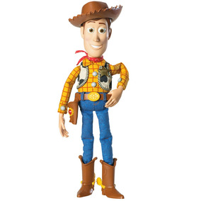 Boneco Woody Com Som Mattel