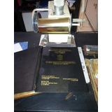 Maquina Para Fuentes Tipograficas Para Hot Stamping.tesis
