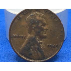 Un Centavo Lincoln 1945 S - U S A