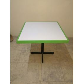 Mesas Para Cafetería Y Restuarante