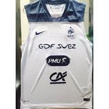 Nova Camisa Camiseta Regata Treino Seleção França Francesa