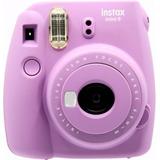 Cámara Fuji Instax Mini 9 Instantánea Fujifilm Smokey Purple