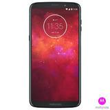 Celular Moto Z3 Play Índigo Motorola Tela 6 4g 64gb Xt1929