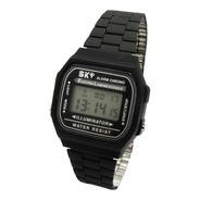 Reloj Feraud Skinny 81 Electro Estilo Vintage Garantía Orig.