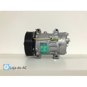 Compressor Volvo Sanden Original 7h15 24v 8pk