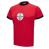 Camiseta Retro Bayer Leverkusen Alemania